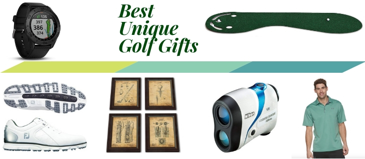 unique golf gifts