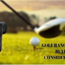 golf rangefinder technology