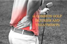 golf injuries and prevention