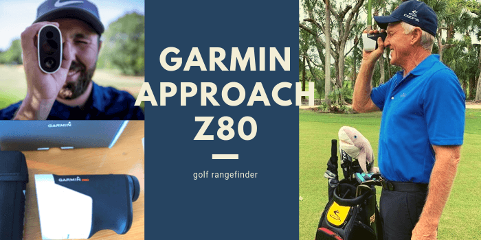 Garmin Approach Z80-Golf Laser Range Finder reviews