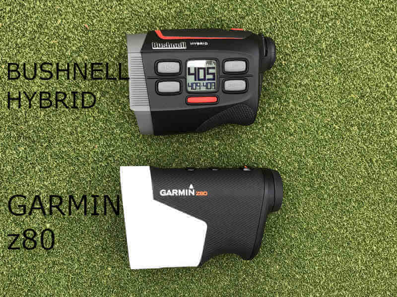 bushnell vs garmin z80