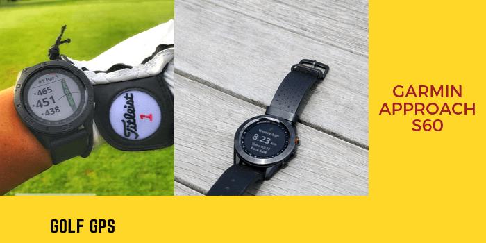 Garmin Approach S60 Premium GPS Golf Watch Review