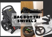 Bag Boy Tri Swivel 2