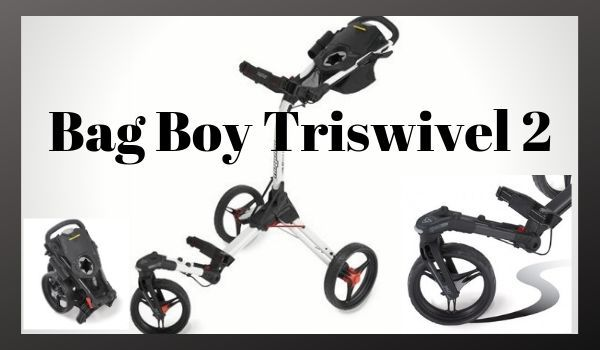 Bag Boy Triswivel 2