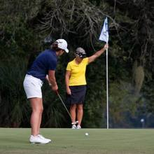 professional female golfers