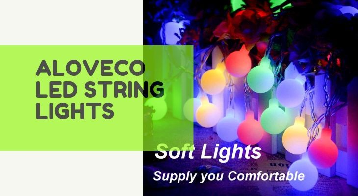 ALOVECO LED Lights