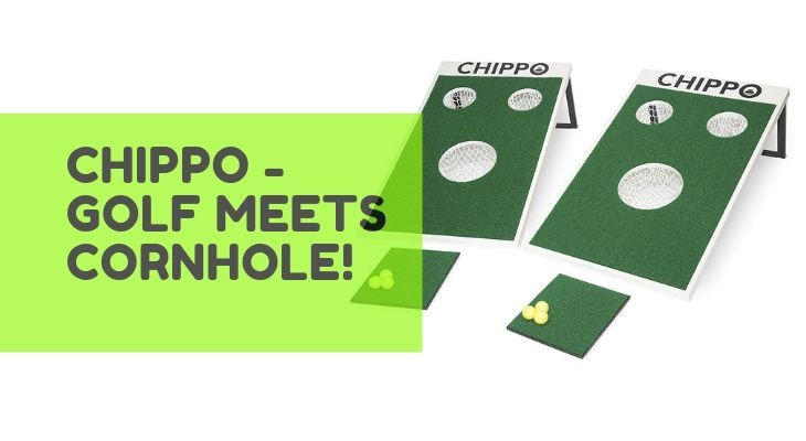 Chippo golf meets