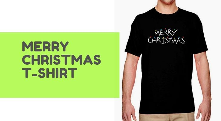 Christmas mens T-Shirt