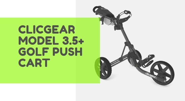 Clicgear Model 3.5+