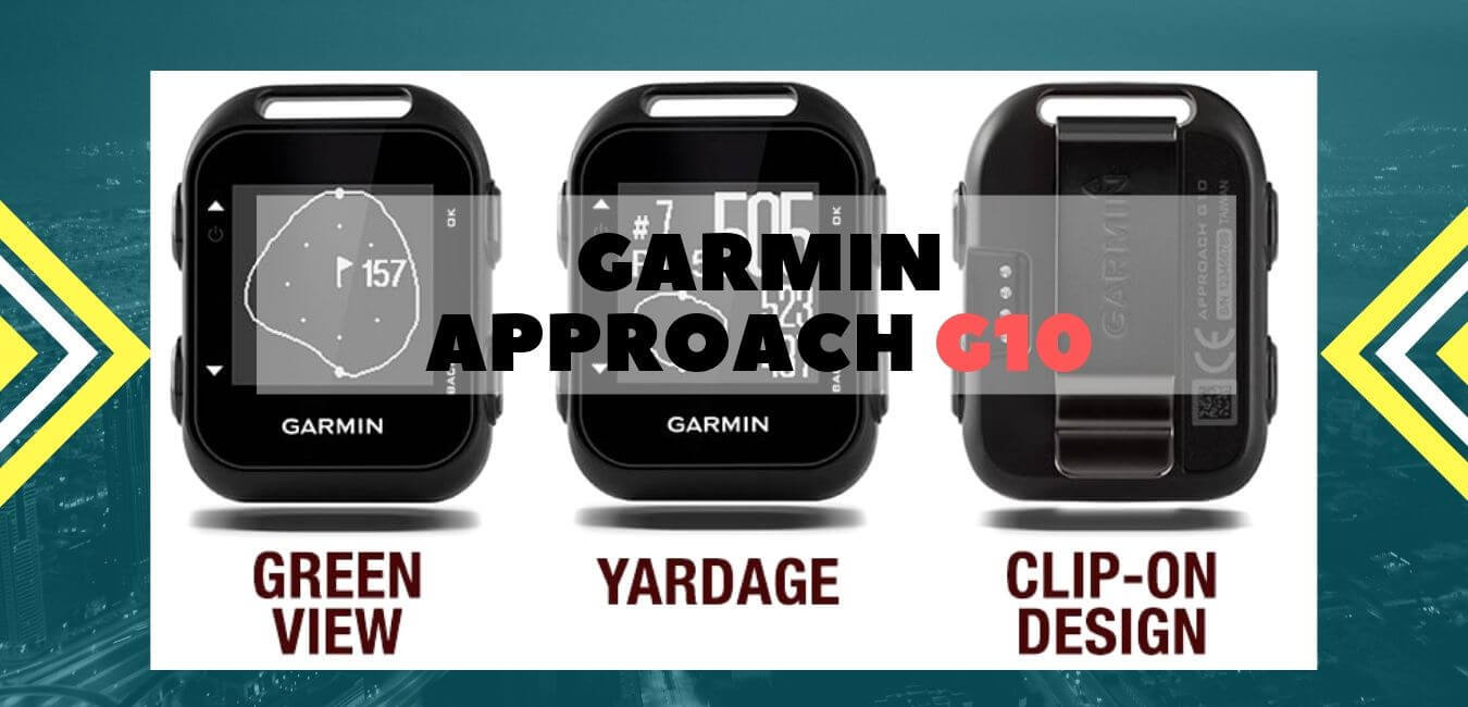 Garmin Approach G10 Golf GPS Reviews
