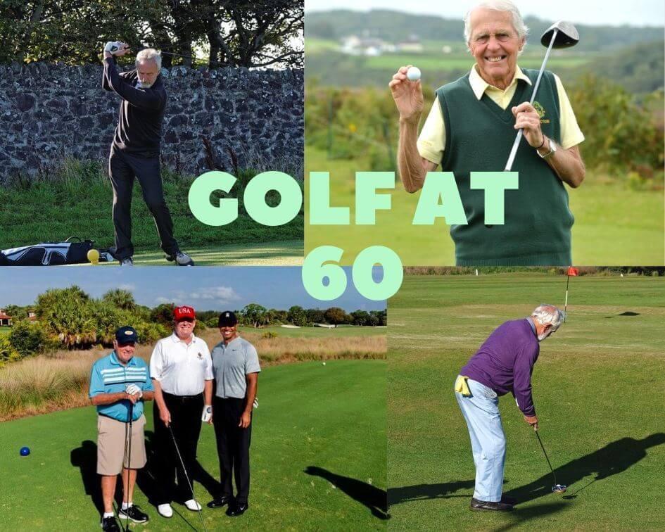 GOLF AT 60
