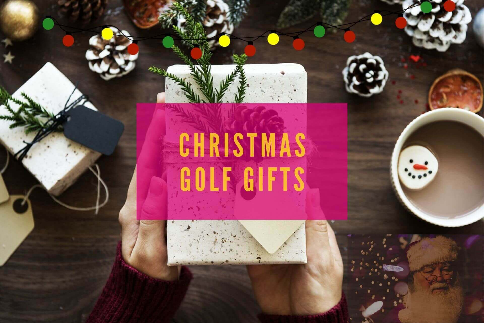 Golf Christmas Gifts
