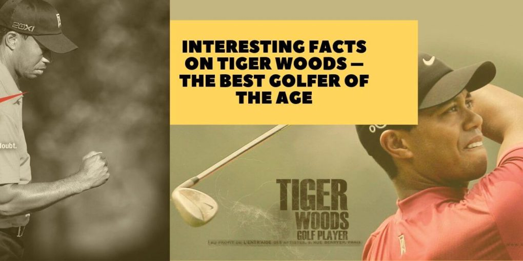 Interesting facts on Tiger woods