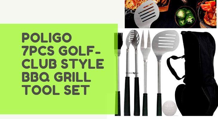 POLIGO golf bbq