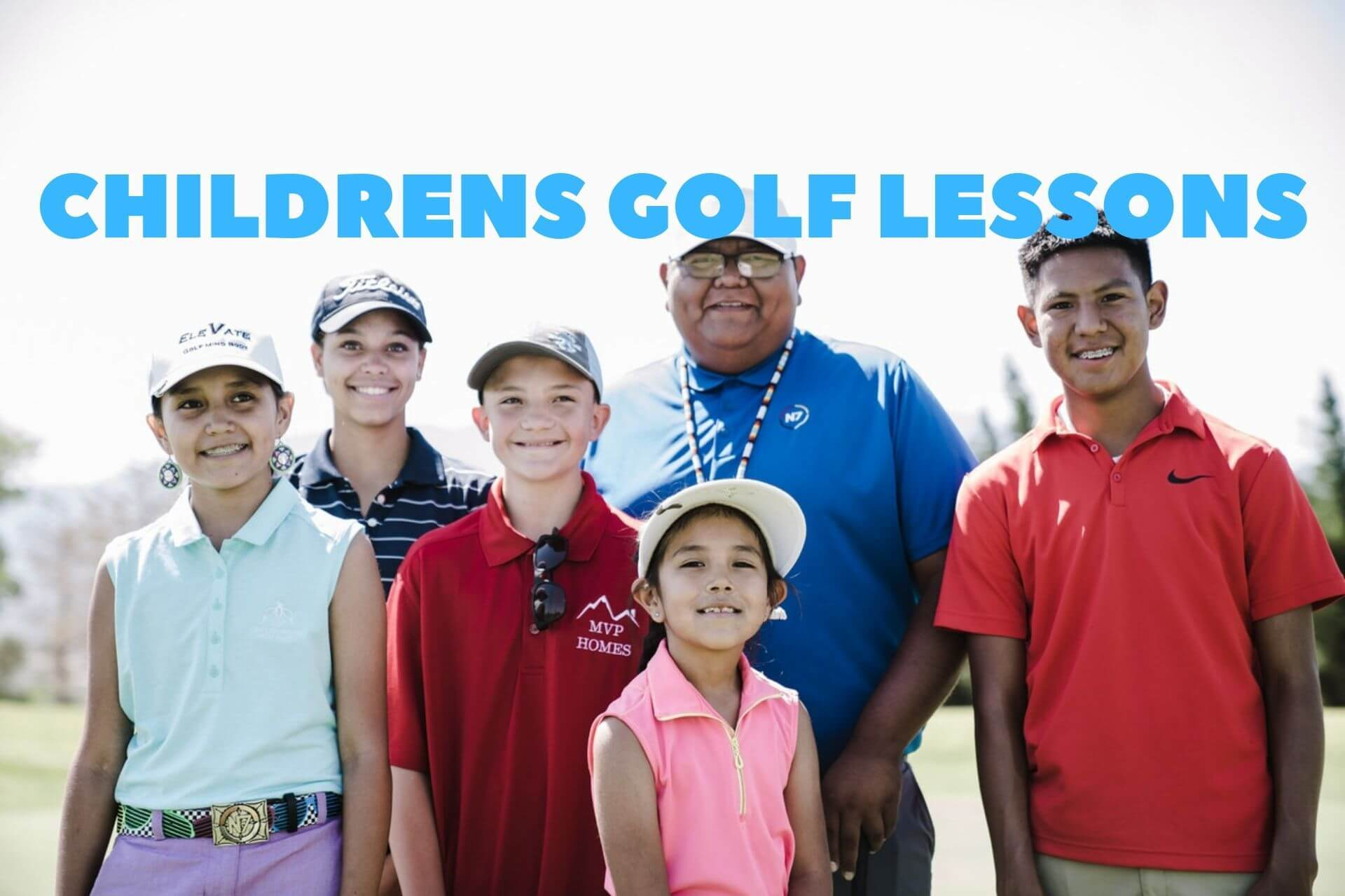 childrens golf lessons