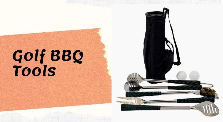 Golf BBQ Tools