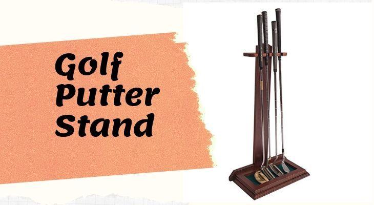 golf putter stand