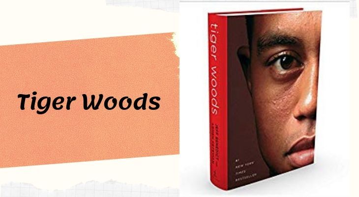 tiger woods book