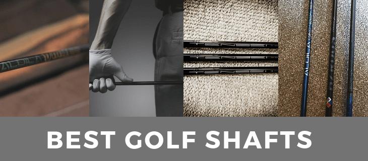 best golf shafts