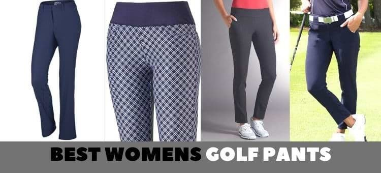 best womens golf pants