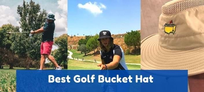 Best golf bucket hat