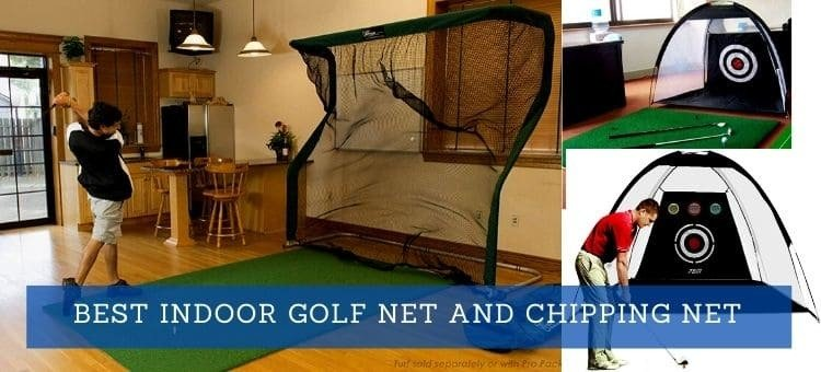 best indoor golf net
