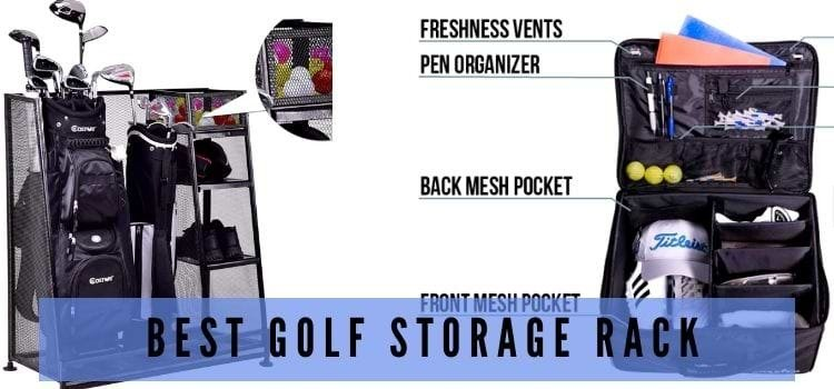 best golf trunk organizer