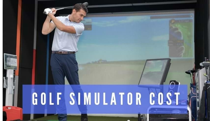 How much is a golf simulator