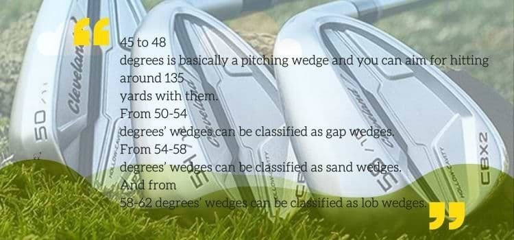 Best 60-56-52 degree wedge