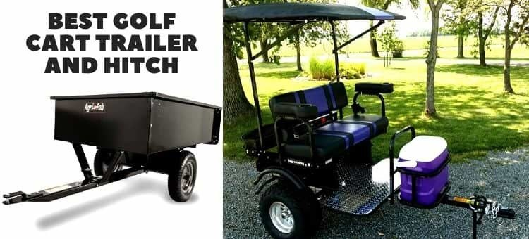 Best golf cart trailer