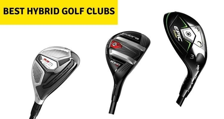 Best hybrid golf clubs for high handicappers and beginners reviews 2021(Expert choice)
