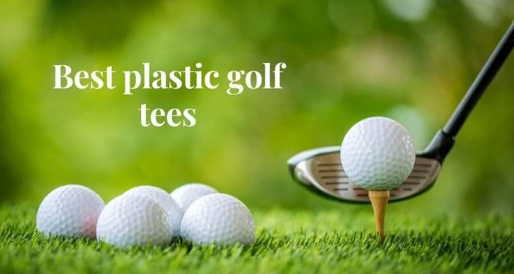 best plastic golf tees