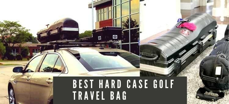 Best hard case golf travel bag – Save golf equipment