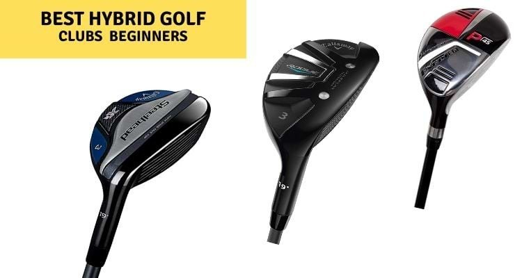 meilleurs clubs de golf hybrides pour les débutants