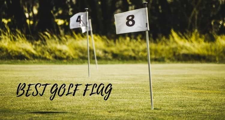 best golf flags
