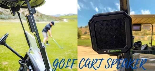 golf cart speaker