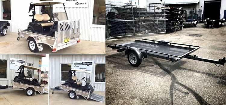 What size trailer for golf cart – All about golf cart trailer
