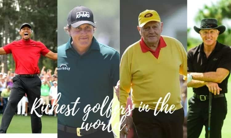 do you know the net worth of the richest golfers, or who are the richest golfers of all time? everything you need to know about the richest golfers is here….