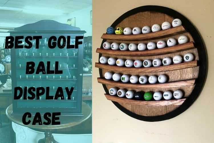 Best golf ball display case