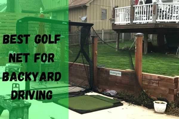 Best Golf Net For Backyard Driving