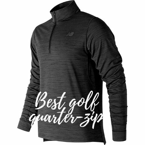 Best golf quarter zip