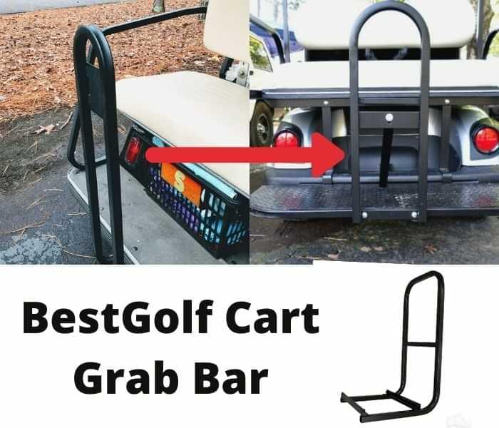 BestGolf Cart Grab Bar