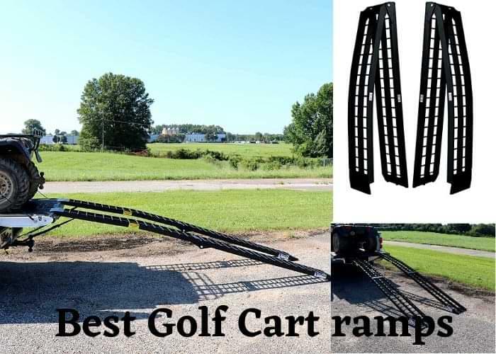 Best Golf Cart ramps