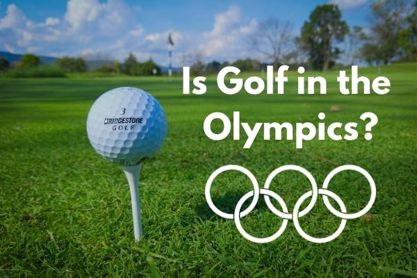 Is Golf in the Olympics?
