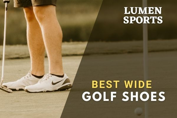 Best wide golf shoes